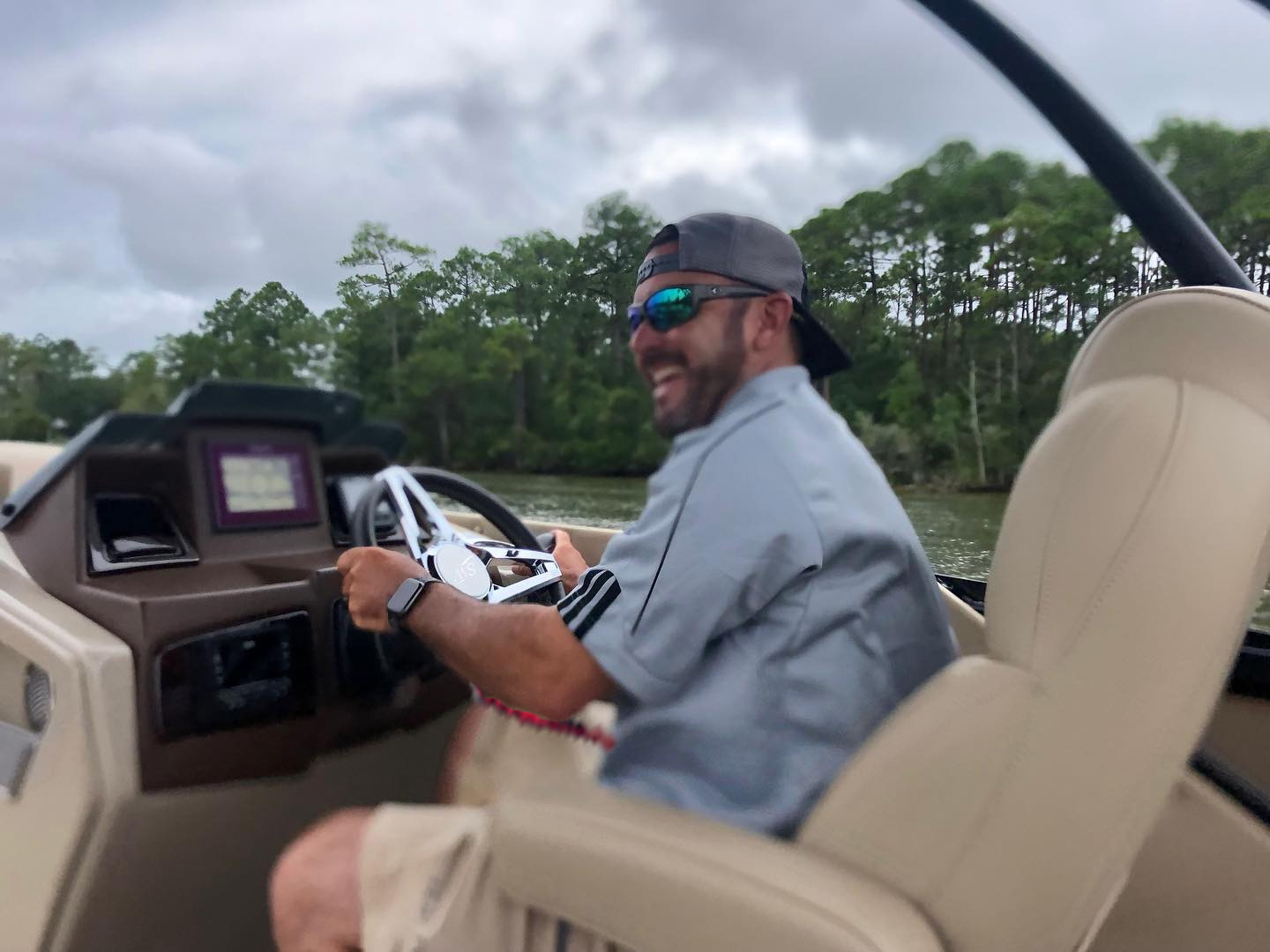 New Boating Law for Boating Safely...
