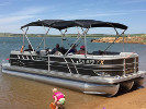 silver wave pontoon review